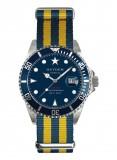 Atlantic 40 - BlauGelb